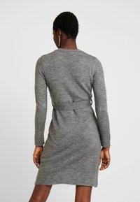 Anna Field - Jumper dress - grey - 2