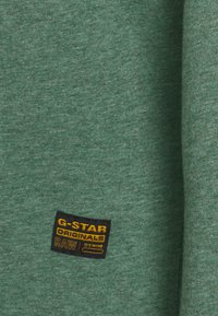 G-Star - CORE STRAIGHT V T WMN L\S - Topper langermet - cosmo green heather - 2