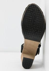 Softclox - VONDA - Clogs - schwarz - 6