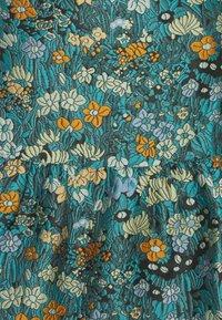 Who What Wear - FLIPPY MINI SKIRT - A-line skirt - daisy - 2