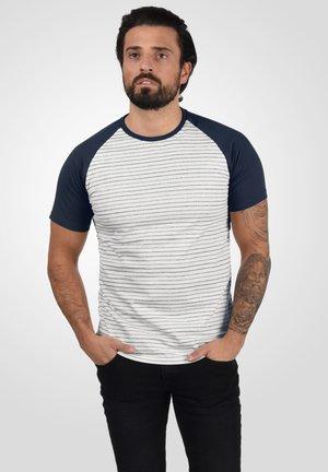 Print T-shirt - insignia blue