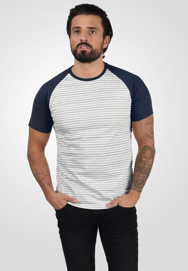 T-shirt print - insignia blue