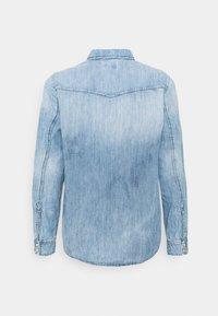 Nudie Jeans - GEORGE - Chemise - glowing indigo - 1