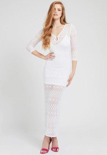 Jumper dress - blanc