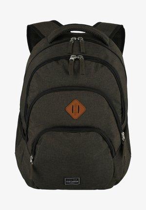School bag - brown