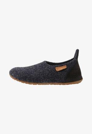 Domácí obuv - blue