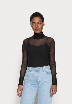 CUDUDU - Long sleeved top - black