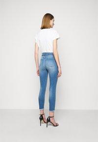 Pinko - SUSAN SOFT STRETCH - Jeans Skinny Fit - blue denim - 2