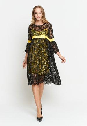 GALAXIA - Day dress - schwarz