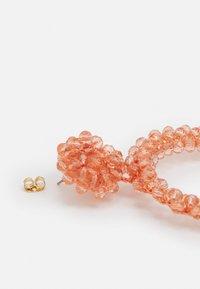 Pieces - PCNOLIVIA EARRINGS KEY - Earrings - misty rose - 1