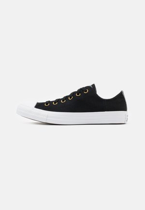 CHUCK TAYLOR ALL STAR - Matalavartiset tennarit - black/mason/white