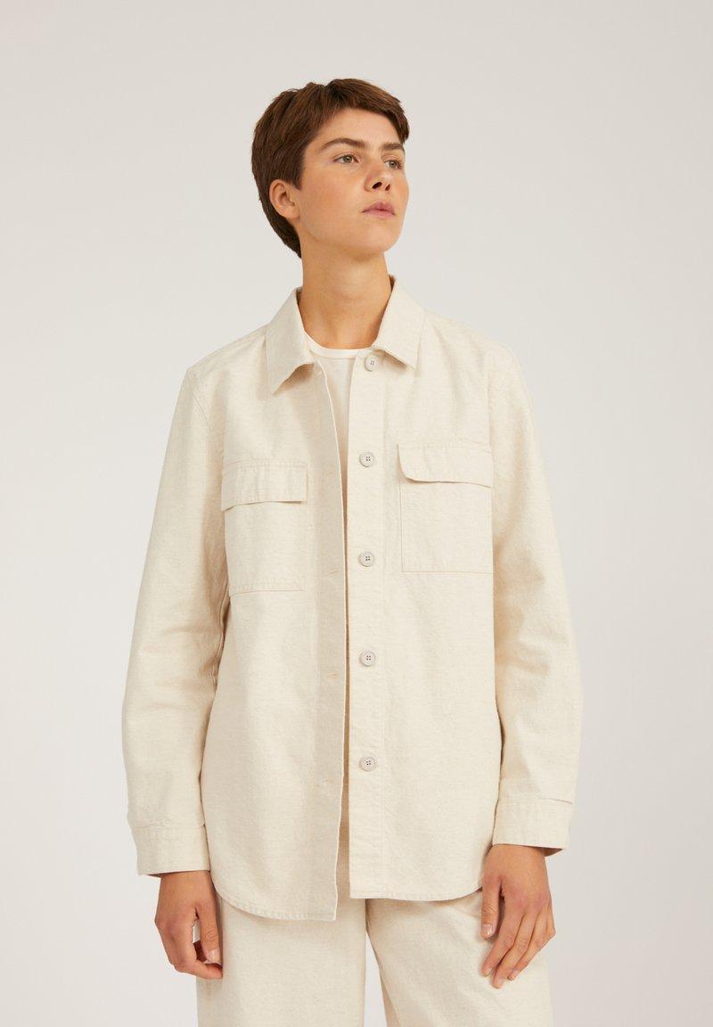 ARMEDANGELS - Summer jacket - undyed