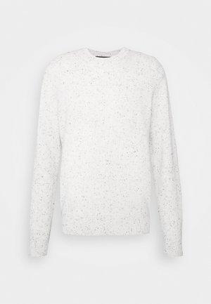 HALDON CREW - Jumper - off-white