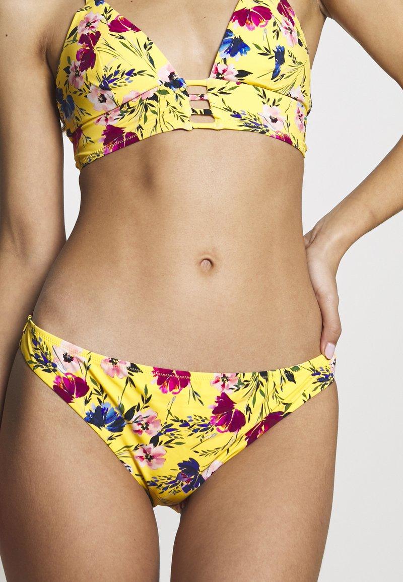 Etam - DELILAH - Bikini bottoms - jaune soleil