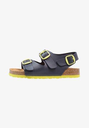 BIOLINE MASTER - Sandals - marine