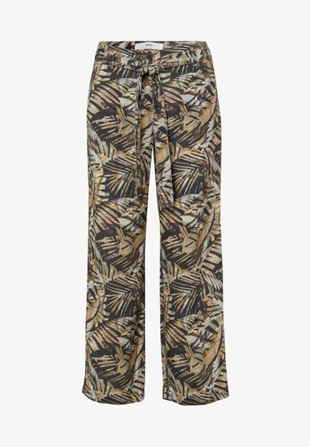 STYLE MAINE S - Trousers - olive