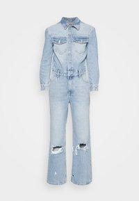 ONLY Petite - ONLINC DREA LIFE  - Jumpsuit - light blue denim - 5