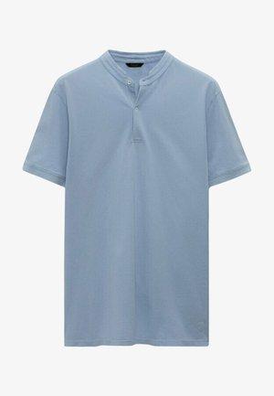 MIT MAOKRAGEN  - Basic T-shirt - dark blue