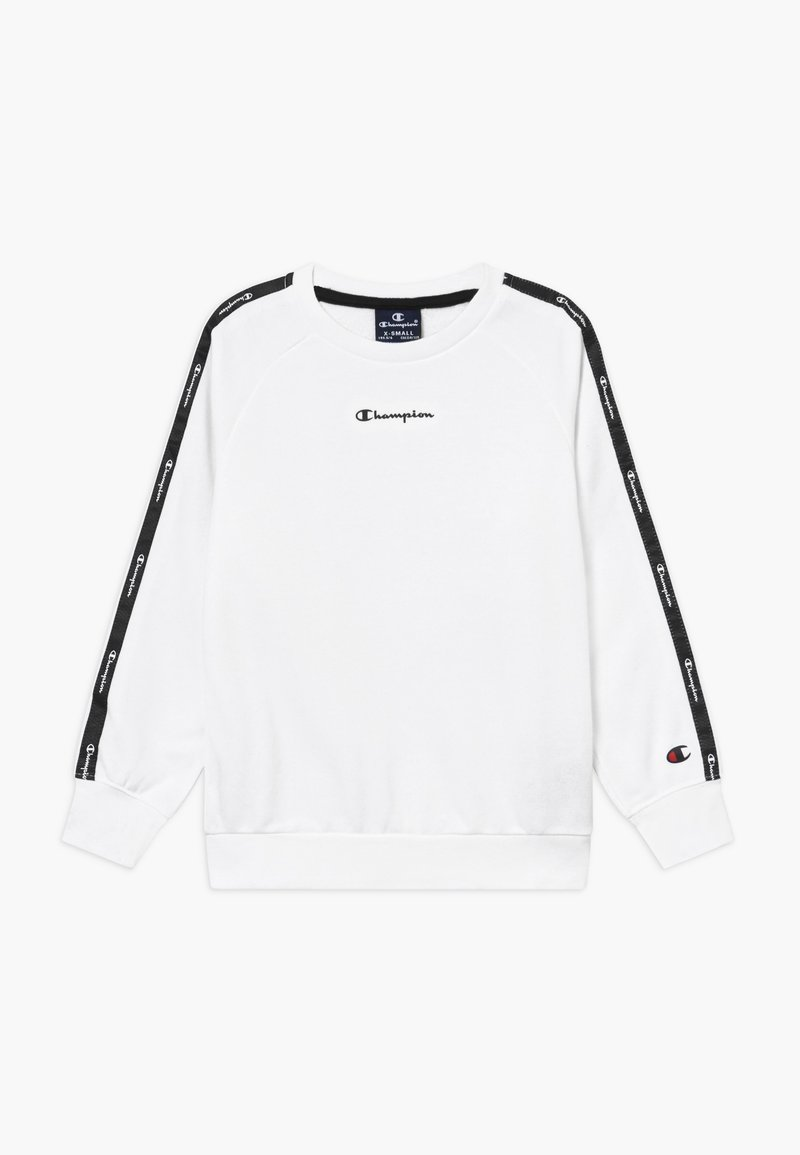 Champion - LEGACY AMERICAN CREWNECK  - Sweater - white