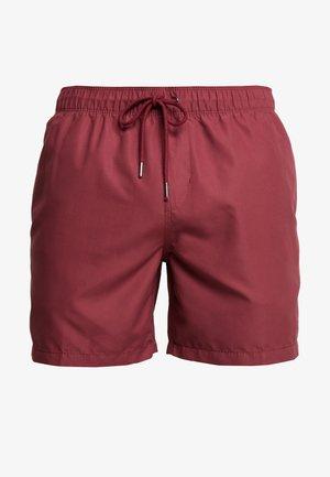 Swimming shorts - blood