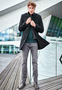 Engbers - Classic coat - schwarz - 2