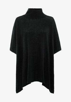 Cape - schwarz