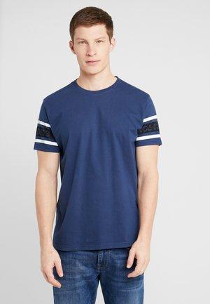 T-shirts print - petrol blue