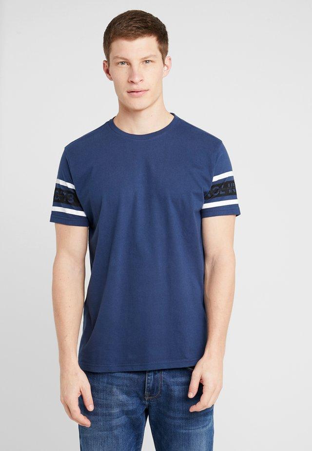 Camiseta estampada - petrol blue
