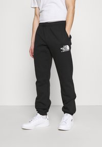 The North Face - COORDINATES PANT - Trainingsbroek - black - 0