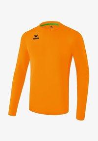 Erima - TRIKOT LIGA LANGARM KINDER - Sports shirt - orange - 0