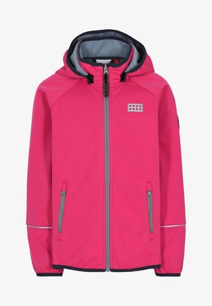 SKY UNISEX - Soft shell jacket - pink