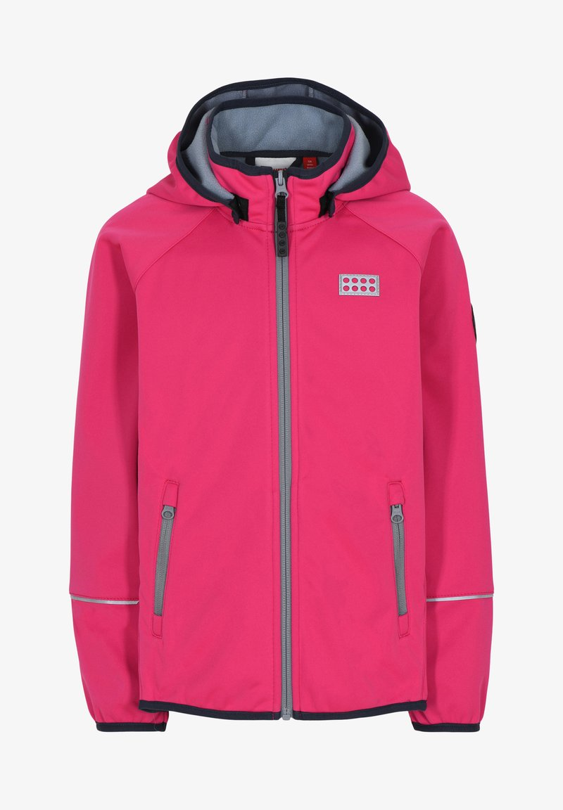 LEGO Wear - SKY UNISEX - Soft shell jacket - pink