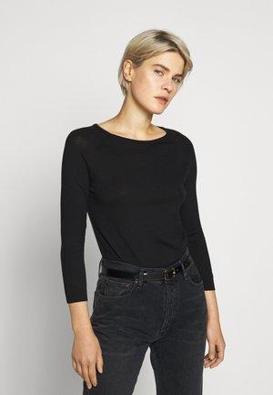 BANDA - Sweter - schwarz