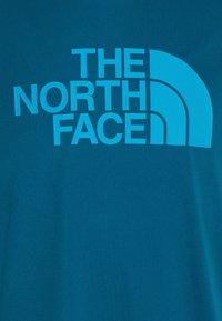 The North Face - MENS REAXION EASY TEE - Print T-shirt - moroccan blue - 5