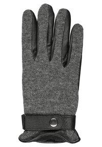 KIOMI - Guantes - black/grey melange - 1