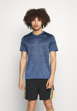GRADIENT TEE - Basic T-shirt - blue