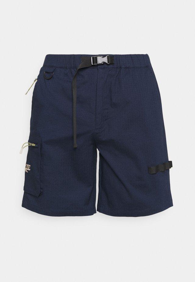 TAMI - Short de sport - navy