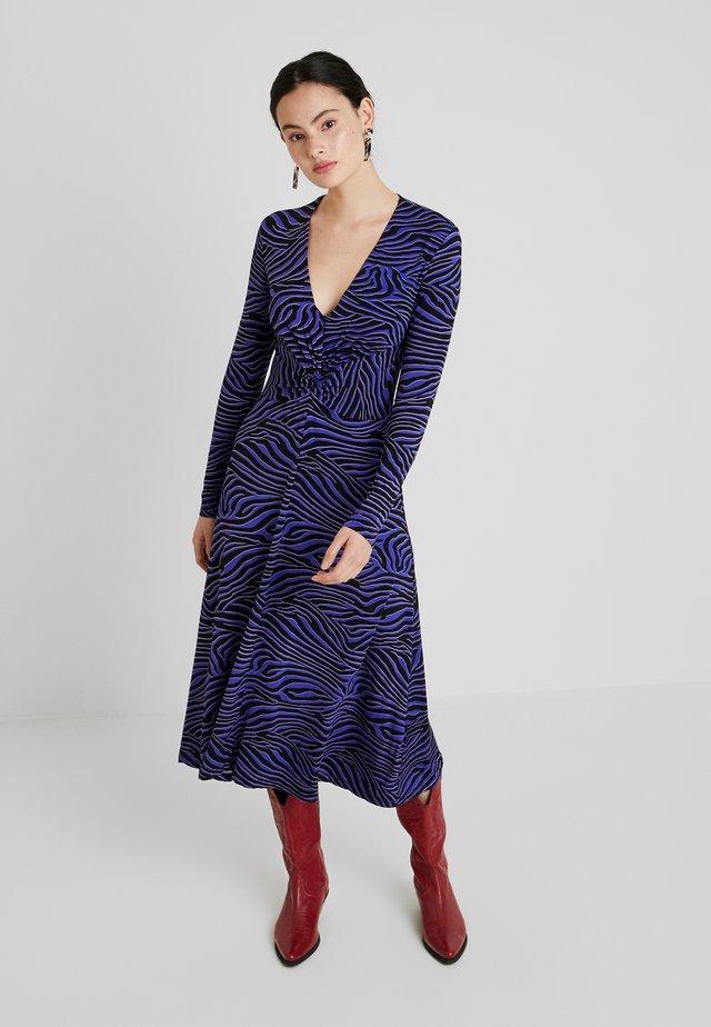 ELSI LONG DRESS - Maxi dress - deep moonscape