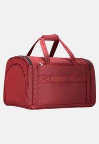 Stratic - Weekend bag - red - 1