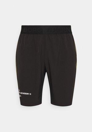 SPORTS ACADEMY SHORTS - Sports shorts - black beauty