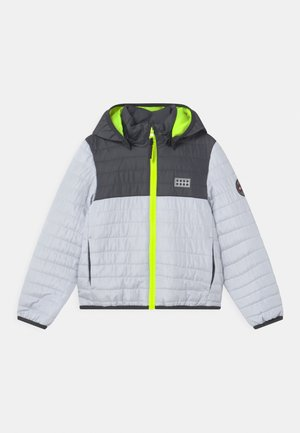 LWJORI JACKET UNISEX - Outdoor jacket - grey