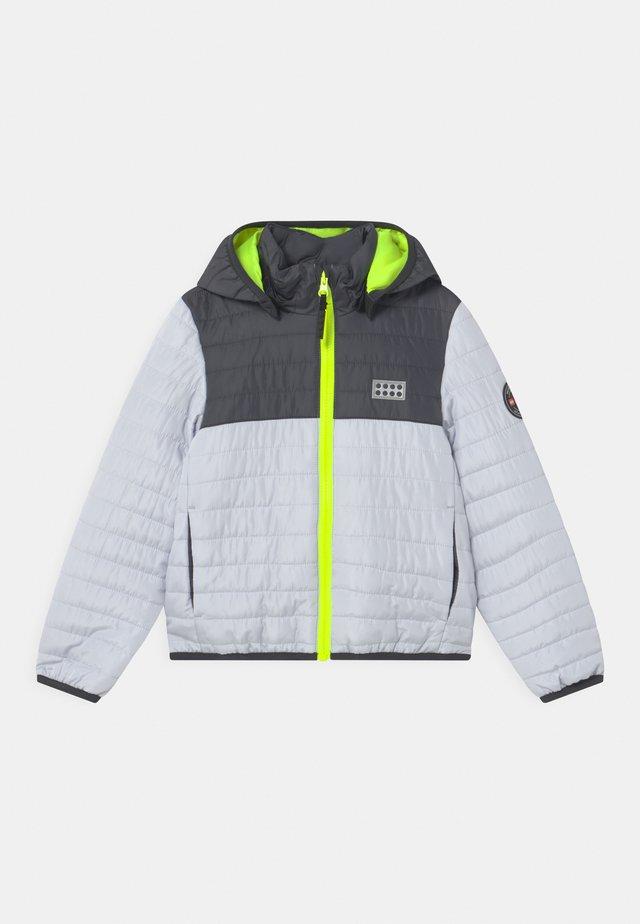 LWJORI JACKET UNISEX - Outdoor jacket - grey