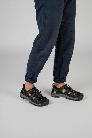 TARGHEE III - Walking sandals - black/grey