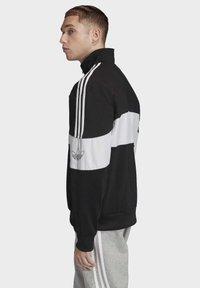 adidas Originals - BANDRIX TRACK TOP - Training jacket - black - 3