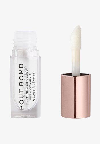 POUT BOMB PLUMPING GLOSS LIPGLOSS - Lip gloss - glaze