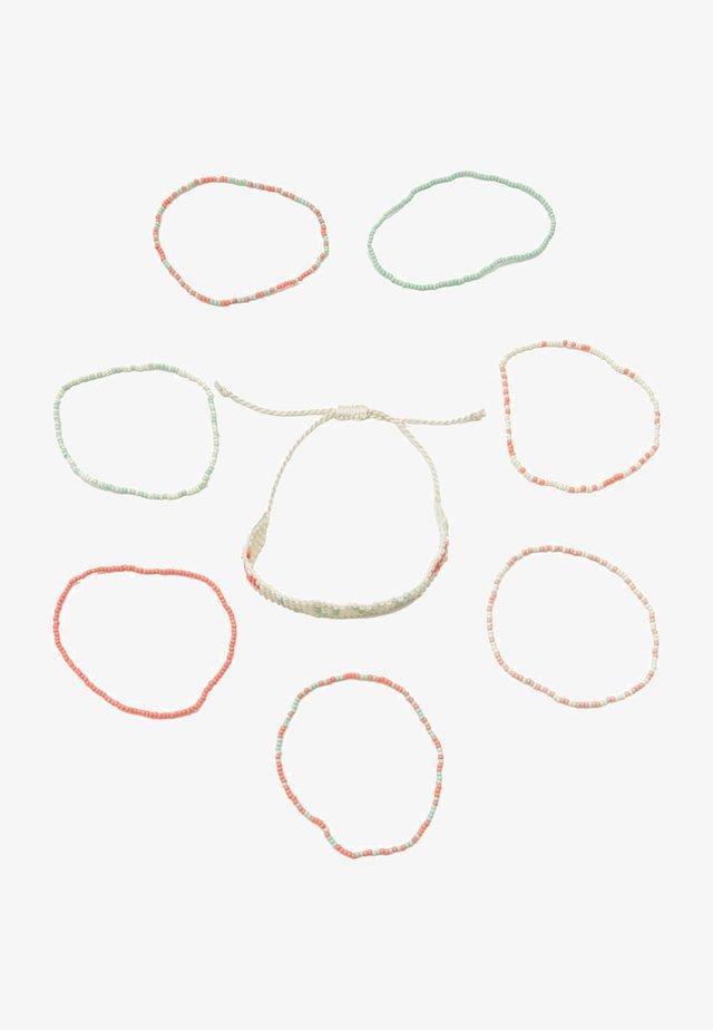 8 PACK - Armband - orange