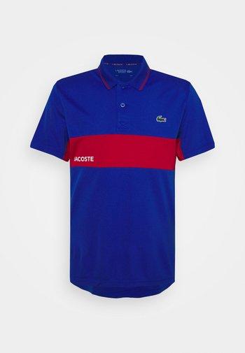 TENNIS  - Sportshirt - lazuli/ruby white