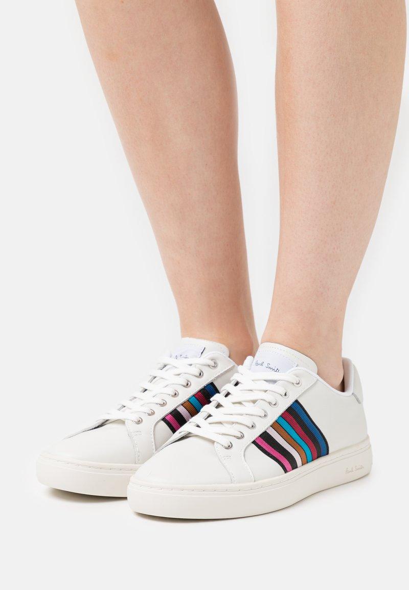 Paul Smith - LAPIN - Sneaker low - white/multicolor