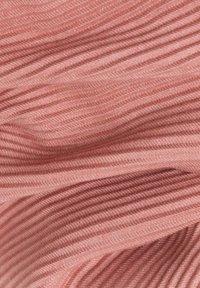 zero - Scarf - misty rose melange - 1