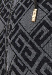 Glorious Gangsta - DANTOSZIP THROUGH - Zip-up hoodie - charcaol - 4